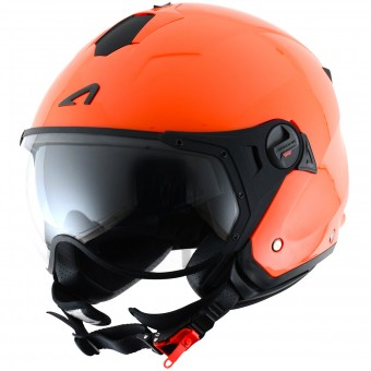 Casque Jet Astone Minijet Sport Red