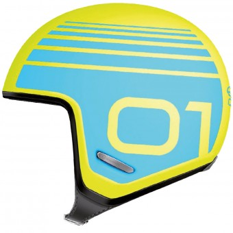 Casque Jet Schuberth O1 Chullo Blue