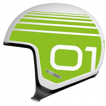 Casque Jet Schuberth O1 Chullo Green