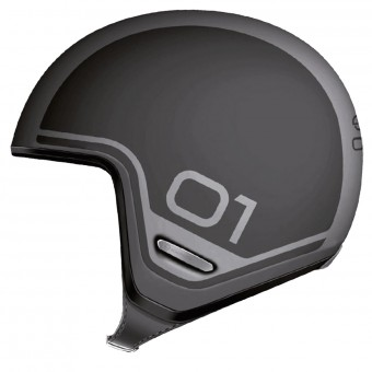 Casque Jet Schuberth O1 Era Black