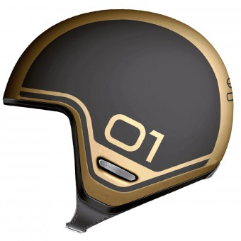 Casque Jet Schuberth O1 Era Bronze