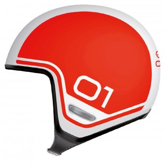 Casque Jet Schuberth O1 Era Red
