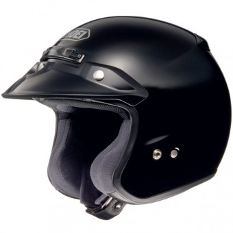 Casque Jet Shoei RJ Platinum-R Nero