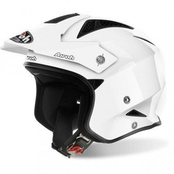 Casque Jet Airoh TRR S White