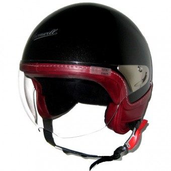 Casque Jet Cromwell MEstateor Legend Bordeaux