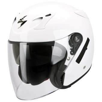 Casque Jet Scorpion EXO 220 Bianco