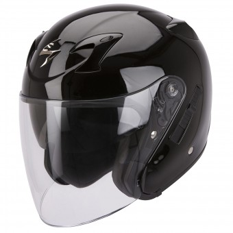 Casque Jet Scorpion EXO 220 Nero