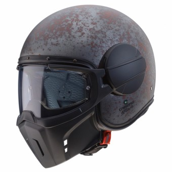 Casque Jet Caberg Ghost Rusty