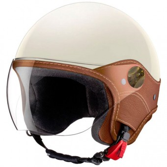Casque Jet Laura Smith Trendy Vision Panna