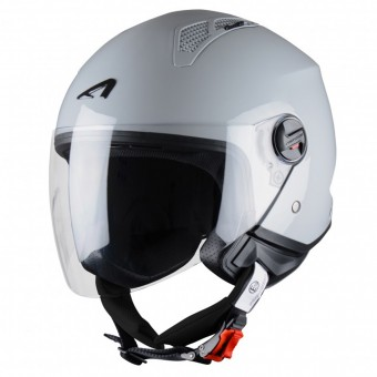 Casque Jet Astone Minijet Light Grey