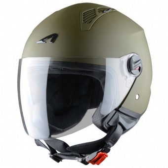 Casque Jet Astone Minijet Matt Army