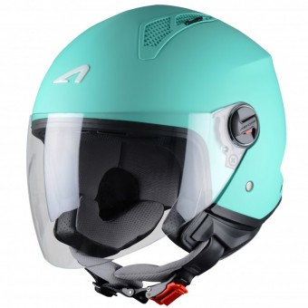 Casque Jet Astone Minijet Matt Mint