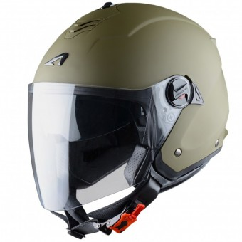 Casque Jet Astone Minijet S Matt Army