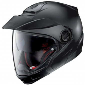 Casque Modulare Crossover Nolan N40 5 GT Classic N-Com Flat Black 10