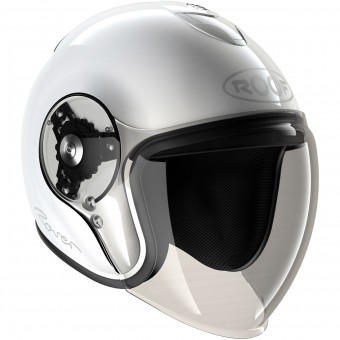 Casque Jet Roof Rover Bianco