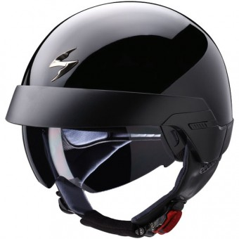 Casque Jet Scorpion EXO 100 Nero