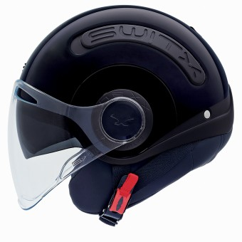 Casque Jet Nexx SX.10 Switx Nero
