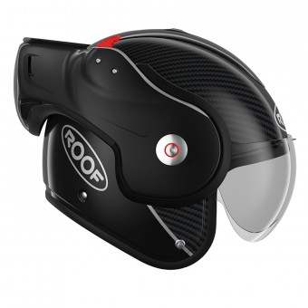 Casque Modulare Apribile Roof Boxxer Carbon Black