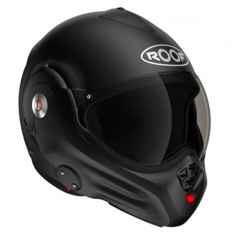 Casque Modulare Apribile Roof Desmo Black 3e Generation