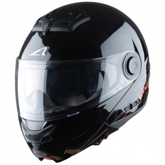 Casque Modulare Apribile Astone RT 800 Crossroad Black Anthracite