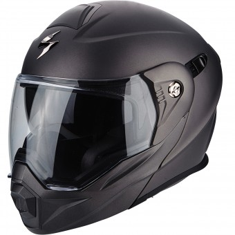 Casque Modulare Apribile Scorpion ADX-1 Matt Anthracite