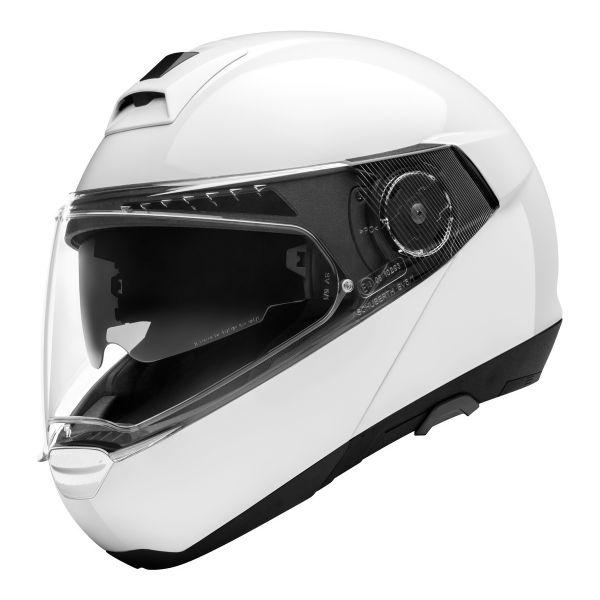 Modulare Apribile Schuberth C4 Basic Bianco
