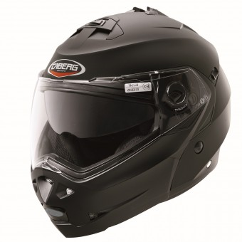 Casque Modulare Apribile Caberg Duke Opaco Black