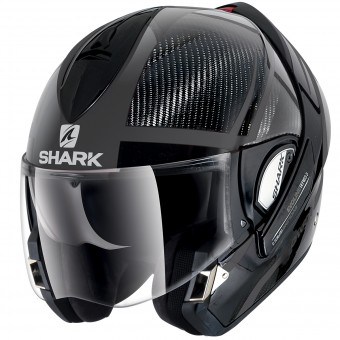 Casque Modulare Apribile Shark Evoline Pro Carbon Dakfor Dual Touch DAS