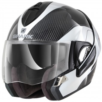 Casque Modulare Apribile Shark Evoline Pro Carbon DWA