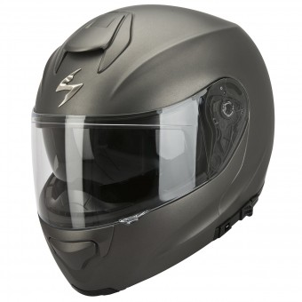 Casque Modulare Apribile Scorpion EXO 3000 Air Antracite Opaco