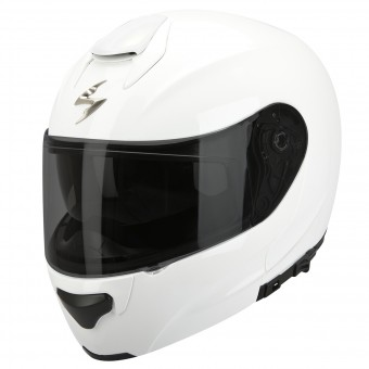 Casque Modulare Apribile Scorpion EXO 3000 Air Bianco