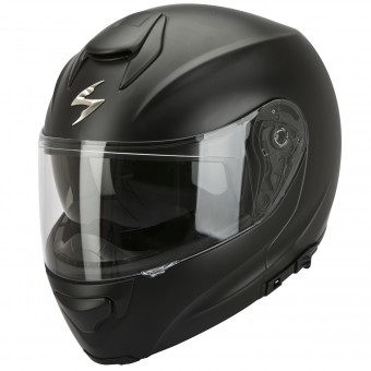 Casque Modulare Apribile Scorpion EXO 3000 Air Nero Opaco