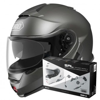 Casque Modulare Apribile Shoei Neotec II Anthracite