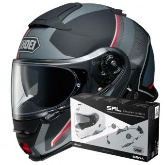 Casque Modulare Apribile Shoei Neotec II Excursion TC5