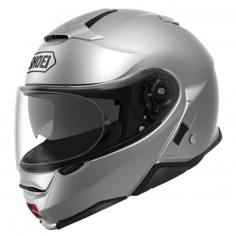 Casque Modulare Apribile Shoei Neotec II Light Silver