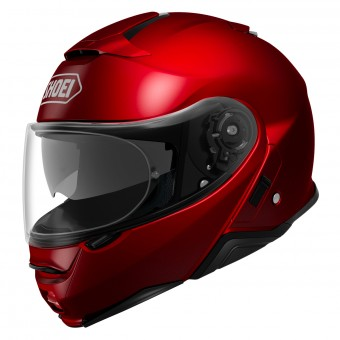 Casque Modulare Apribile Shoei Neotec II Wine Red