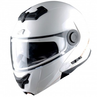 Casque Modulare Apribile Astone RT 800 White