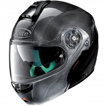 Casque Modulare Apribile X-lite X-1004 Ultra Carbon Dyad Scratched 3