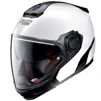 Casque Modulare Crossover Nolan N40 5 GT Special N-Com White 15