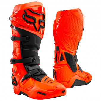 Stivali Cross FOX Instinct Boot Fluo Orange