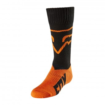 Calzini Cross FOX Youth MX Bambino Orange 009