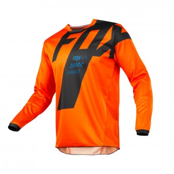 Maglia Cross FOX 180 Master Orange 009