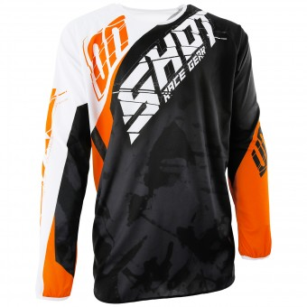 Maglia Cross SHOT Devo Squad Orange