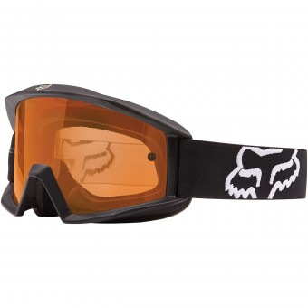 Maschera Cross FOX Main Enduro Matt Black