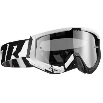 Maschera Cross Thor Sniper Barred Black