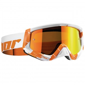 Maschera Cross Thor Sniper Chase Orange
