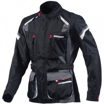 Giacca Cross Kenny Extreme Quad Black Jersey
