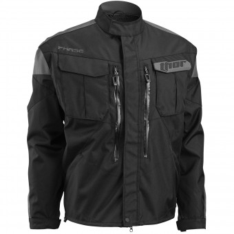 Giacca Cross Thor Phase Jacket Black Charcoal