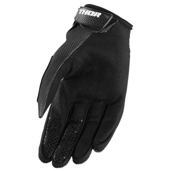 Thor Sector Glove Black Bambino