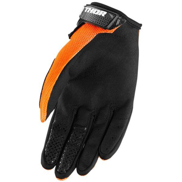 Thor Sector Glove Orange Bambino